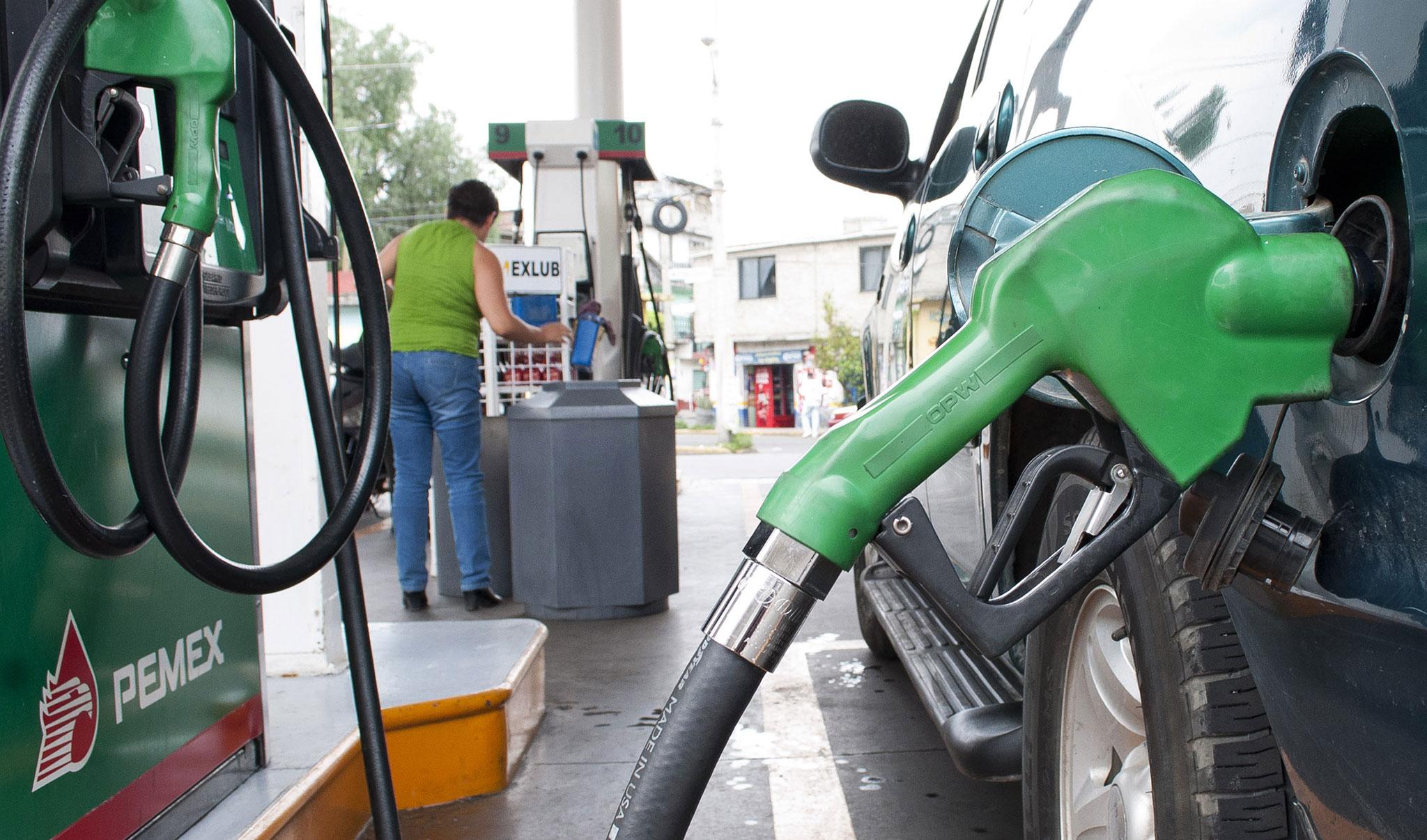 La gasolina el precio odessa hoy